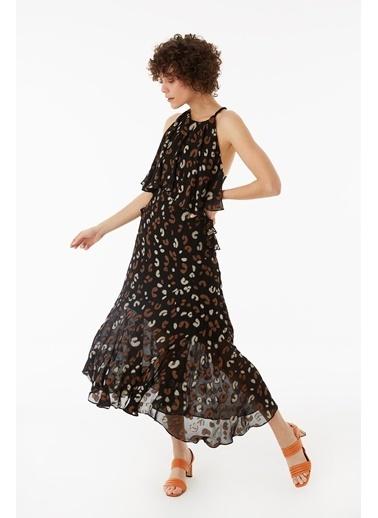 Exquise Elbise Renkli